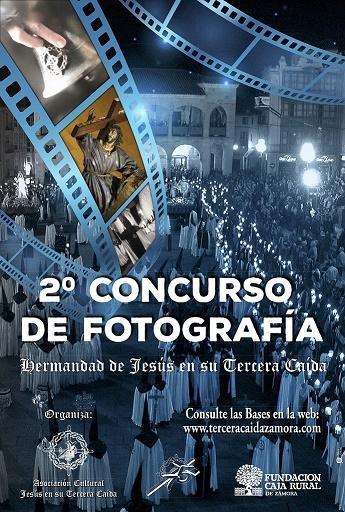 Cartel II Concurso Foto 3ª Caída noticia web