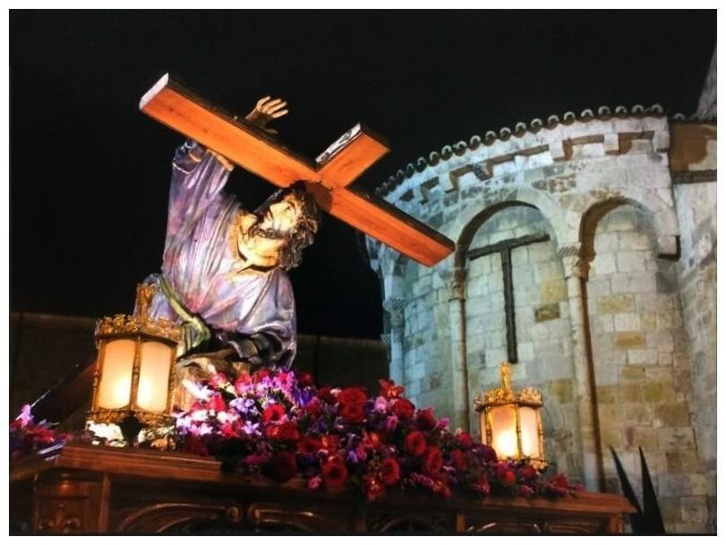 """JESÚS VENCIDO"""", GANADORA DEL CONCURSO DE FOTOGRAFÍA. – Hermandad de ..."""
