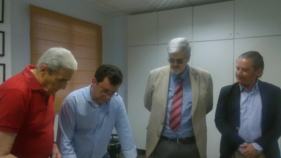 El jurado del concurso se re ne para deliberar hermandad - Arquitectos en zamora ...