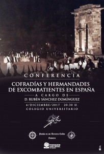 Cartel Conferencia web