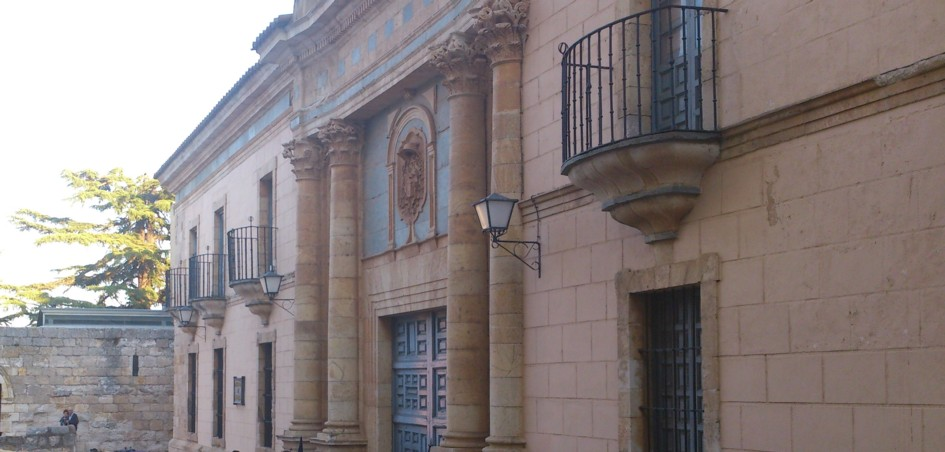 Palacio del obispado web