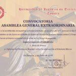 Cartel Asamblea Tercera Caída 2018 web