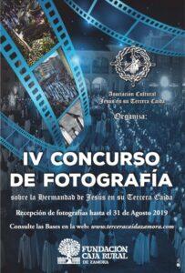 Cartel IV Concurso Foto15%