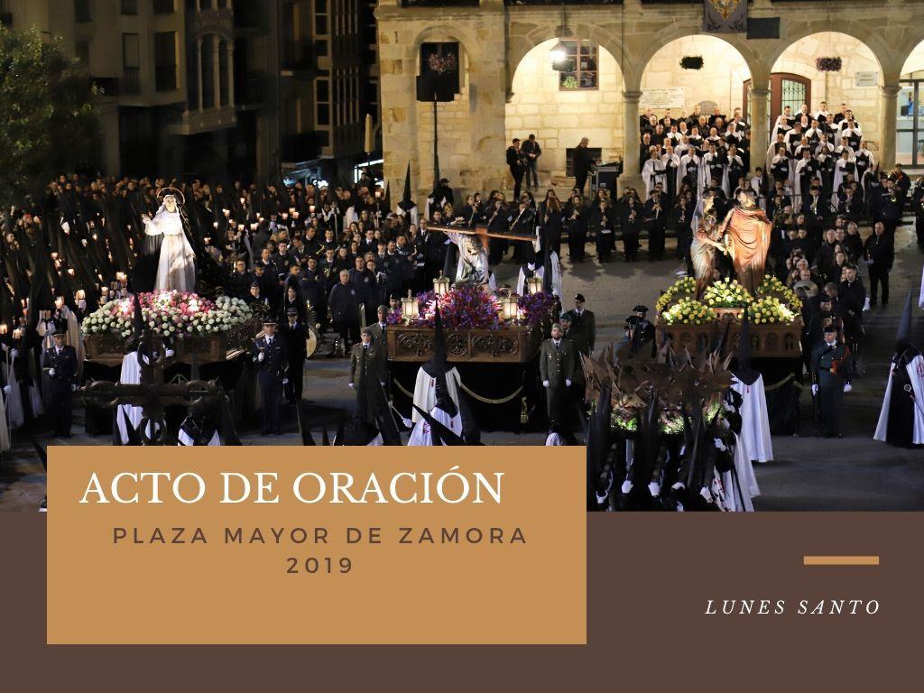 ACTO DE ORACIÓN
