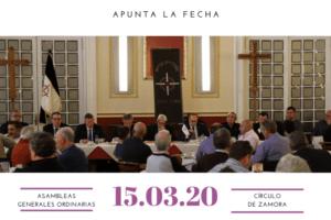 Asambleas Generales Ordinarias WEB
